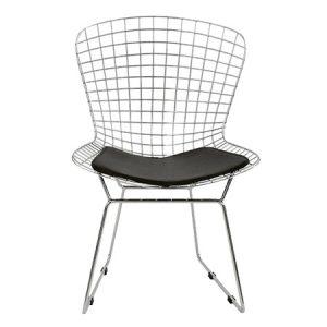 Sedia design ultra moderno, perfetta per un ambiente chic