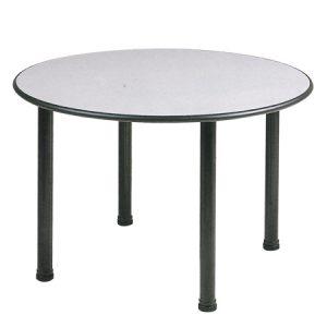 Tavolo tondo da riunione